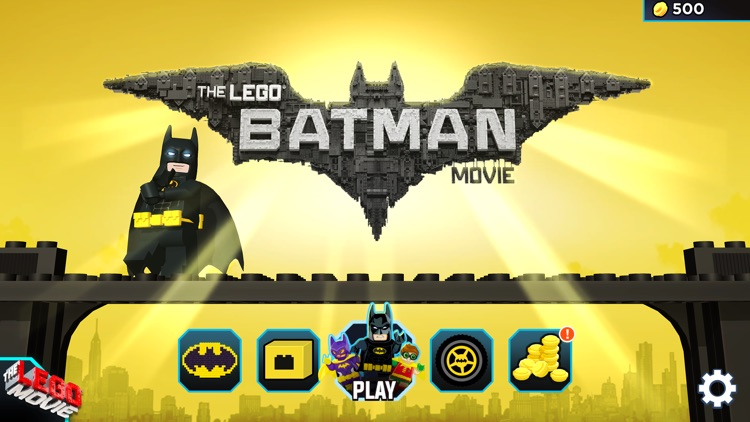 The LEGO® Batman Movie Game screenshot-4