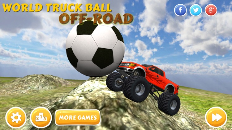 World Truck Ball - OffRoad