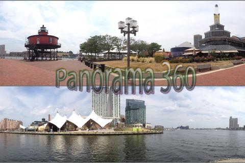 Panorama 360 - náhled