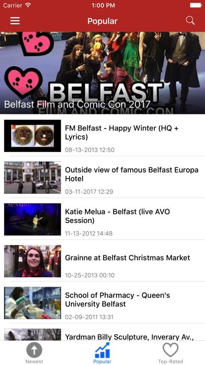 Northern Ireland News & Belfast Latest Headlines screenshot-3