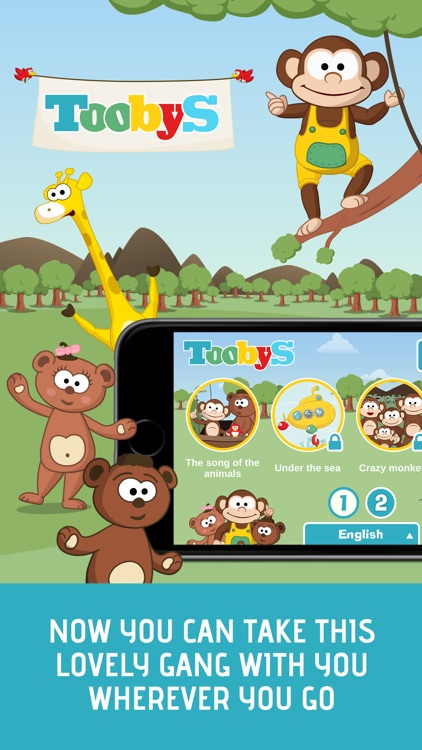 Toobys : educational videos for children