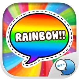 Everything is Rainbow Stickers for iMessage