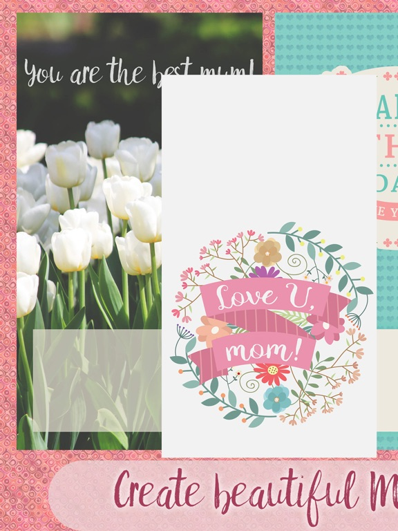 Mothers day greeting cards with special messages app price drops screenshot 1 for mothers day greeting cards with special messages m4hsunfo