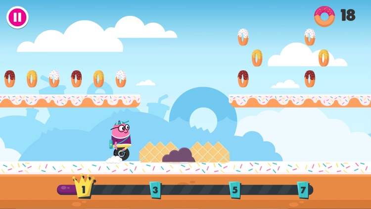 Donut Rush screenshot-4