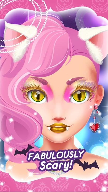 My Monster Makeup Studio – Salon Makeover Game
