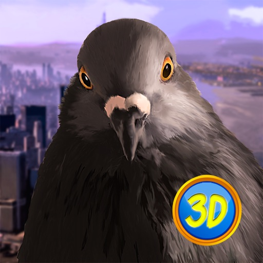 Pigeon Simulator: Town Bird Full icon