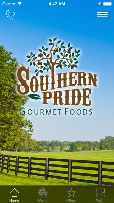 Southern Pride Food screenshot
