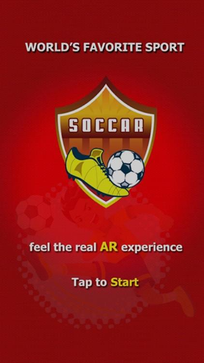 Champions AR Soccer (Ad free) screenshot-0