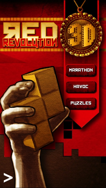 Red Revolution 3D screenshot-4