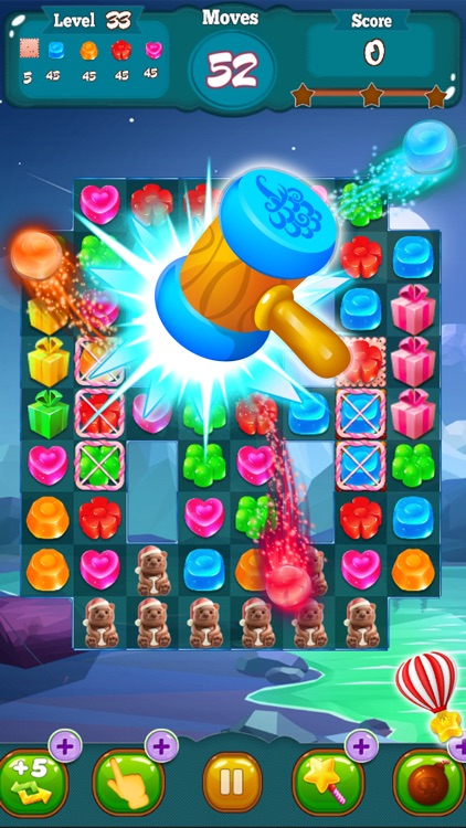 Candy Cake Match 3 screenshot-0