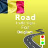 Belgium Road Traffic Signs