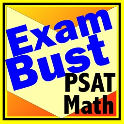 PSAT Prep Math Flashcards Exambusters