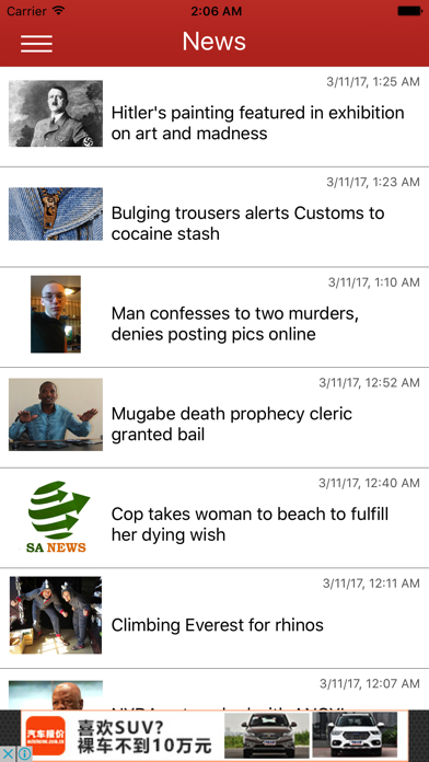 South African Newspapers   App Price Drops