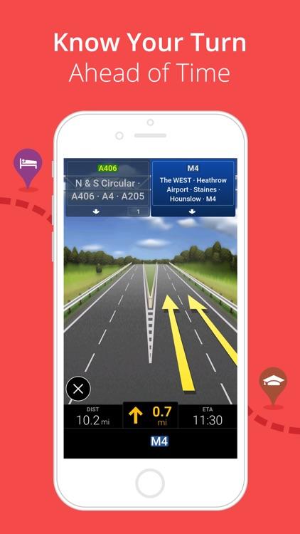 CoPilot Western Europe - Offline Sat-Nav & Maps screenshot-3