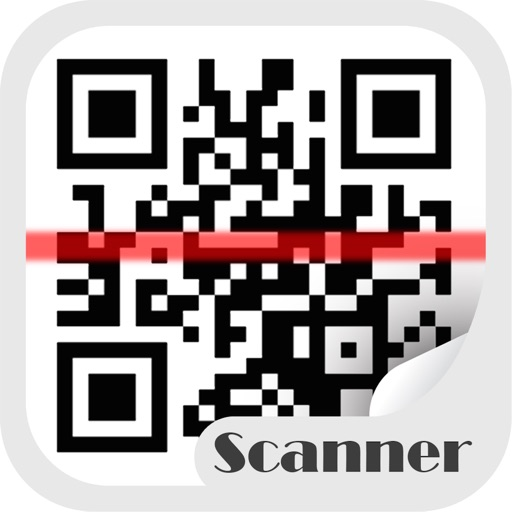 QR Code Scanner Tool Icon