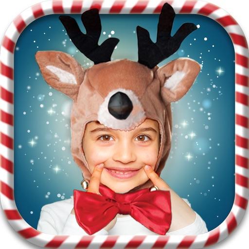 Christmas Photo Editor - Santa Claus Pic Stickers