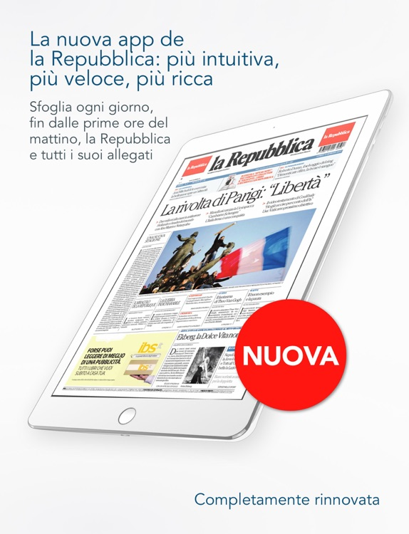 la Repubblica + screenshot-0