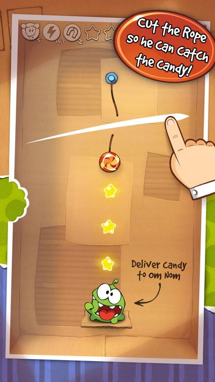 Cut the Rope screenshot-0