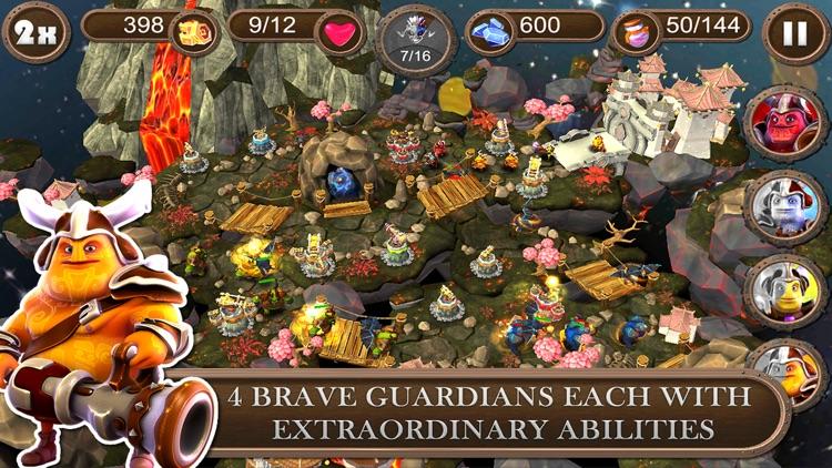 Brave Guardians TD screenshot-4