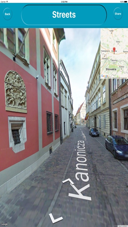 Krakow Poland Offline City Maps Navigation Transit screenshot-4