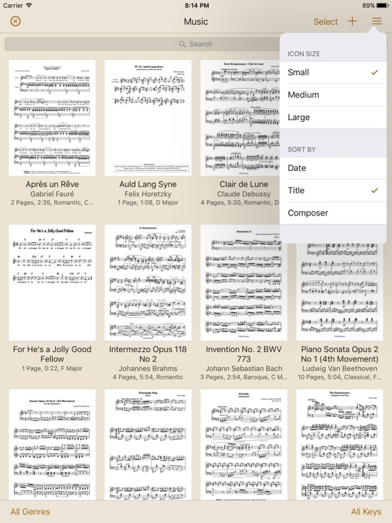 Paperless Music screenshot-0