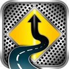 iWay GPS Navigation - Turn by turn voice guidance icon