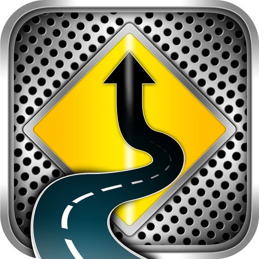 iWay GPS Navigation - Turn by turn voice guidance