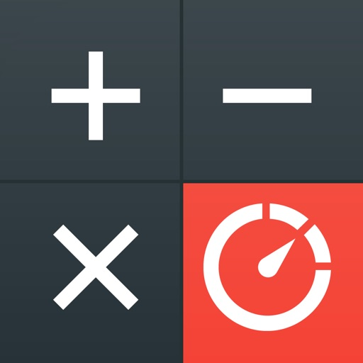 Calculator Time Attack - Calculator Typing Game iOS App