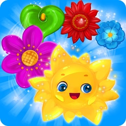 Blossom Blooming: Match & Switch Game