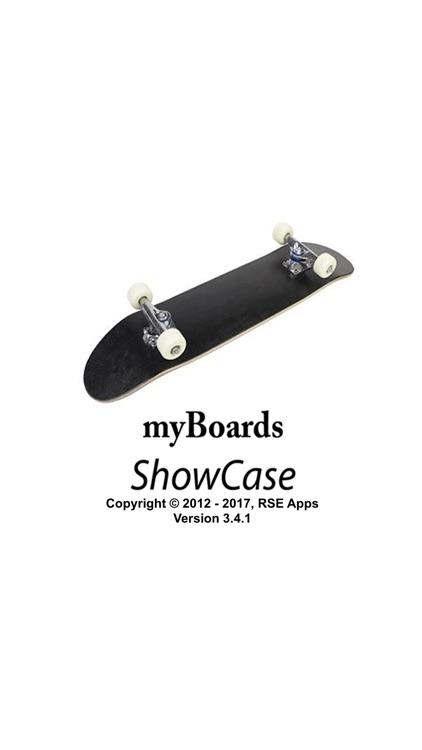 myBoards ShowCase screenshot-0