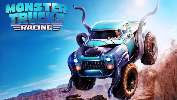 Monster Trucks Racing screenshot-0