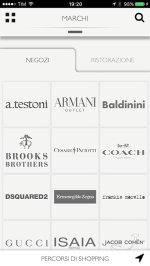 Torino Outlet Village on the App Store