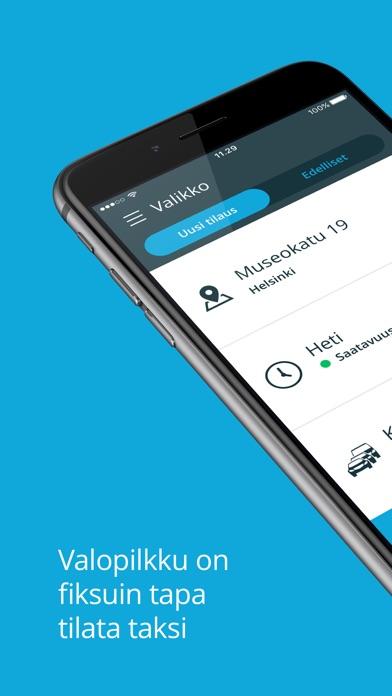 Screenshot for Valopilkku in Finland App Store