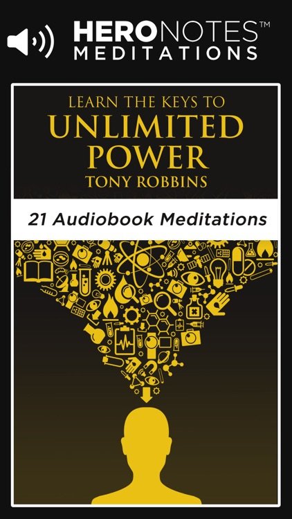 Unlimited Power by Tony Robbins - Meditation Audio screenshot-0
