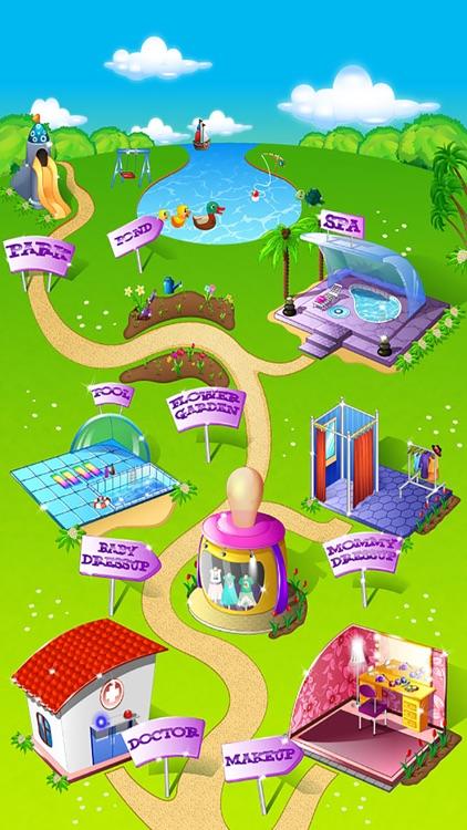 Baby & Mommy Story - Kids Games (Boys & Girls) screenshot-3