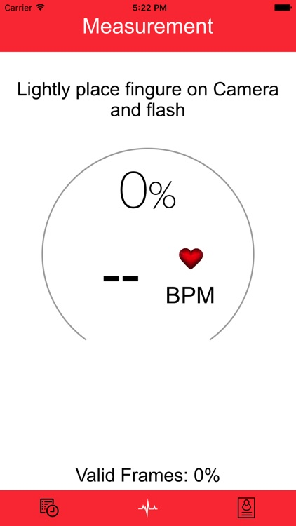 Pulse Rate Monitor
