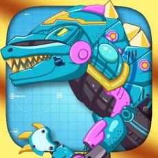 Activities of Steel Dino Toy: Mechanic Tyrannosaurus