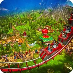 OffRoad Roller Coaster Simulator