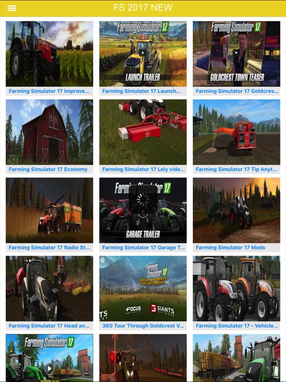 FS17 MOD - Mods For Farming Simulator 2017 ipad ekran görüntüleri