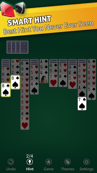 Spider Solitaire ⋇-1