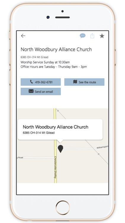 North Woodbury Alliance Church