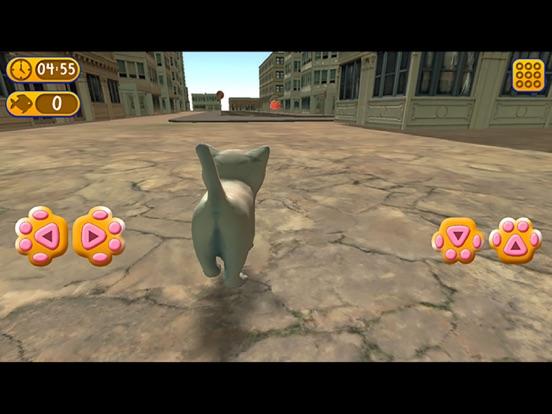 Кот Го в Городе Симулятор для iPad