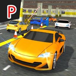 Multi Storey Car Parking 3D - Driving Simulator