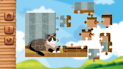 Cat Jigsaw Puzzles 2017 screenshot four