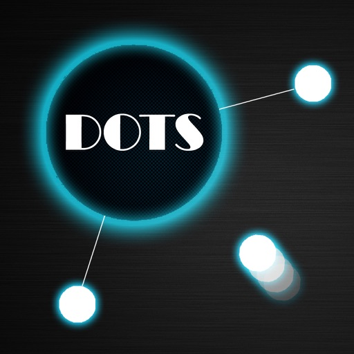 Glare Dots, Crazy Rush to Shoot Dots iOS App