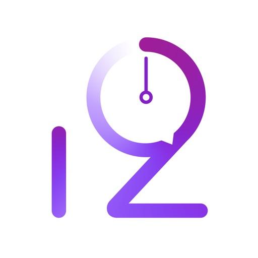 12点见-基于企业认证的单身白领交友圈