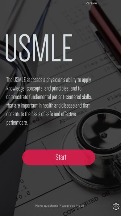USMLE Exam Questions screenshot 1