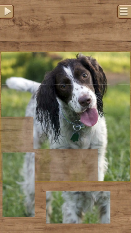 Dog Jigsaw Puzzles screenshot-3