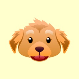 Golden Retriever Stickers for iMessage
