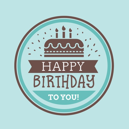 Wishing You A Happy Birthday Stickers For IMessage By